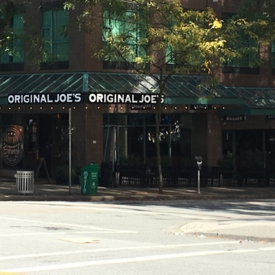 Original Joe's - Restaurants - 778-379-8410