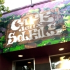 Cafe Deux Soleils - Vegetarian Restaurants - 604-254-1195