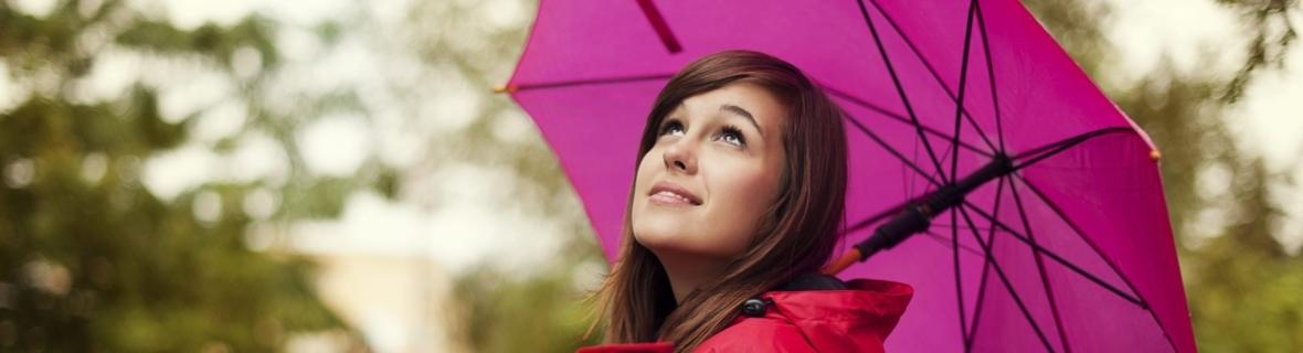 Vancouver umbrella shops for wet-weather necessities