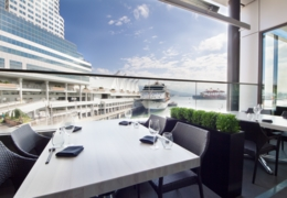 Vancouver's best downtown patios
