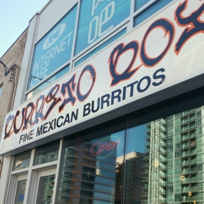 Burrito Boyz - Restaurants - 416-221-2699