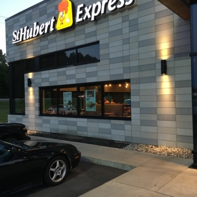 St-Hubert Express - Rotisseries & Chicken Restaurants - 613-632-9995