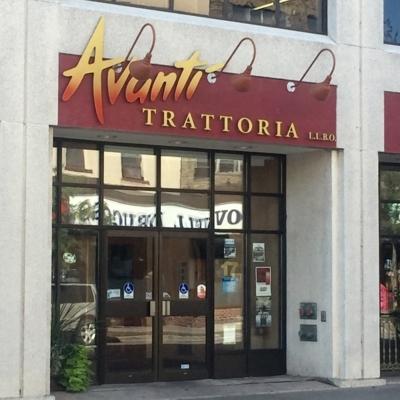 Avanti Trattoria Ltd - Italian Restaurants