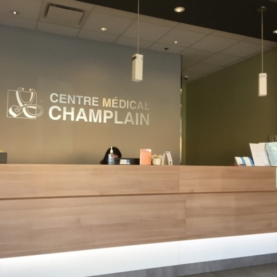 Centre Medical Champlain - Cliniques médicales - 450-672-9710