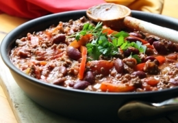 Where to find hearty chili in Vancouver