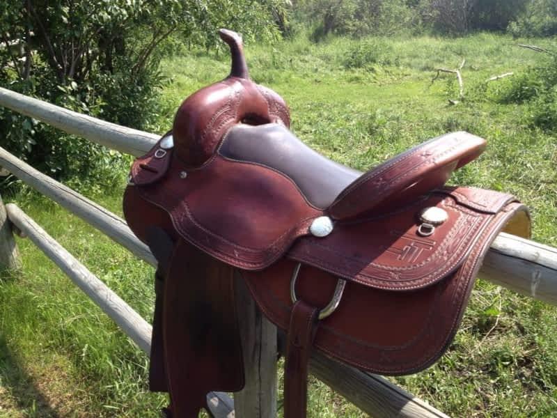 photo Ken Kent Saddles