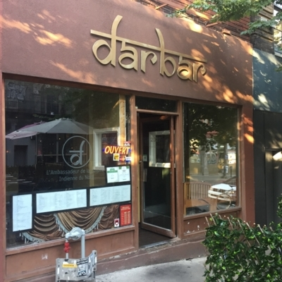 Resto Darbar - Restaurants indiens - 514-982-3724