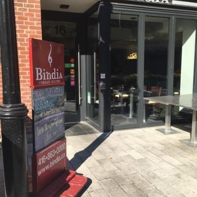 Bindia Indian Bistro - Indian Restaurants