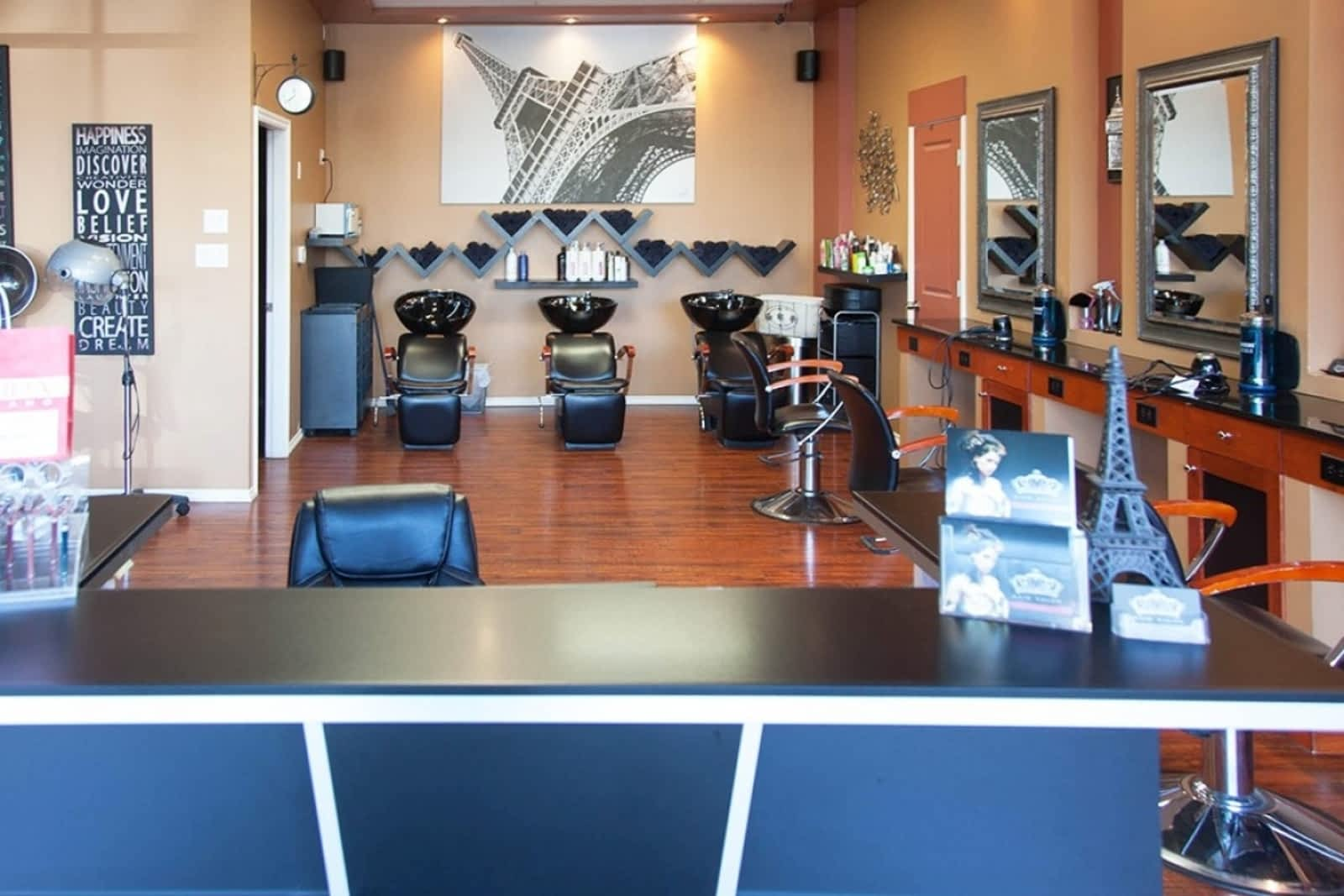 Elle V Hair Salon Opening Hours 105 15380 102a Ave Surrey Bc