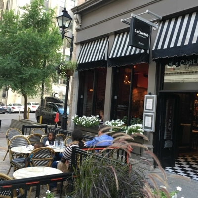 Le Chat Noir - Restaurants - 514-286-1200