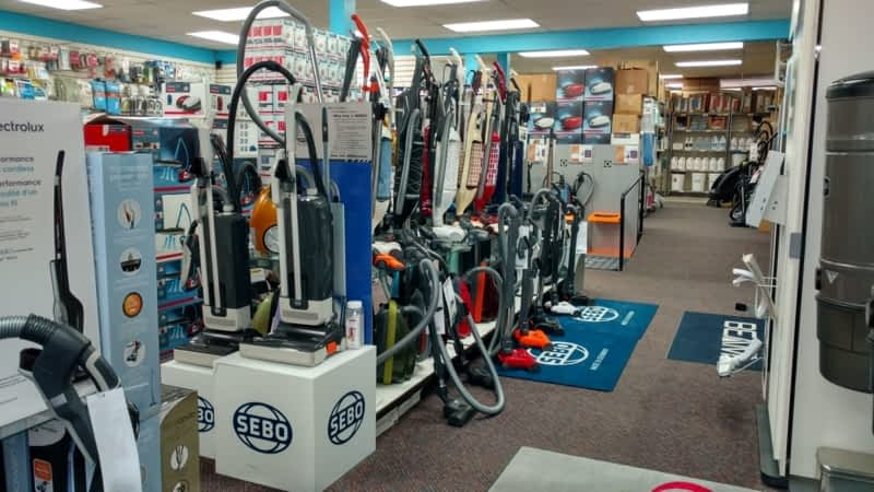 City Center Vacuum Sales Amp Service Ltd Red Deer Ab