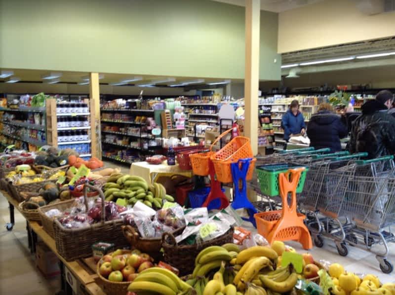 Organic Roots Food Market Edmonton