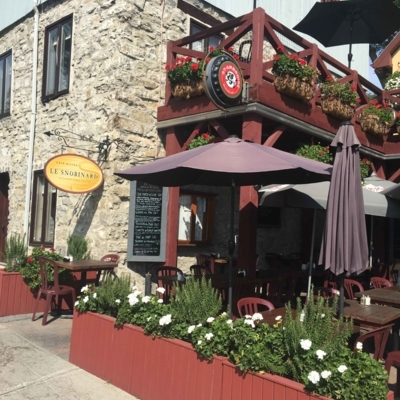 Café Bistro Le Snobinard - Restaurants - 450-492-8080