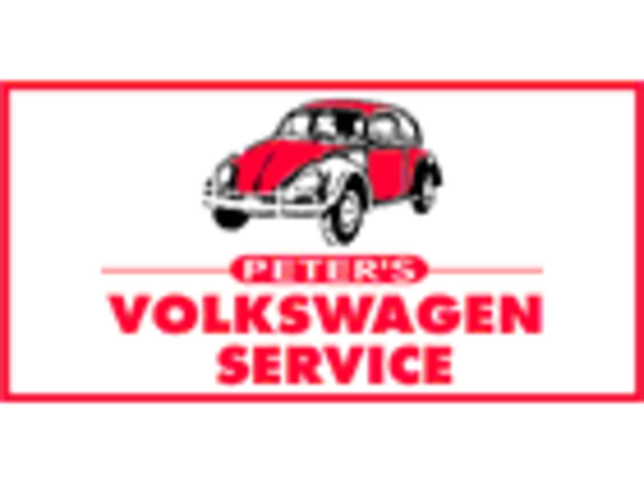photo Peter's VW Service