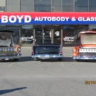 Boyd Autobody & Glass - Auto Body Repair & Painting Shops - 250-868-2693