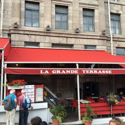La Terrasse - Breakfast Restaurants - 514-868-1955