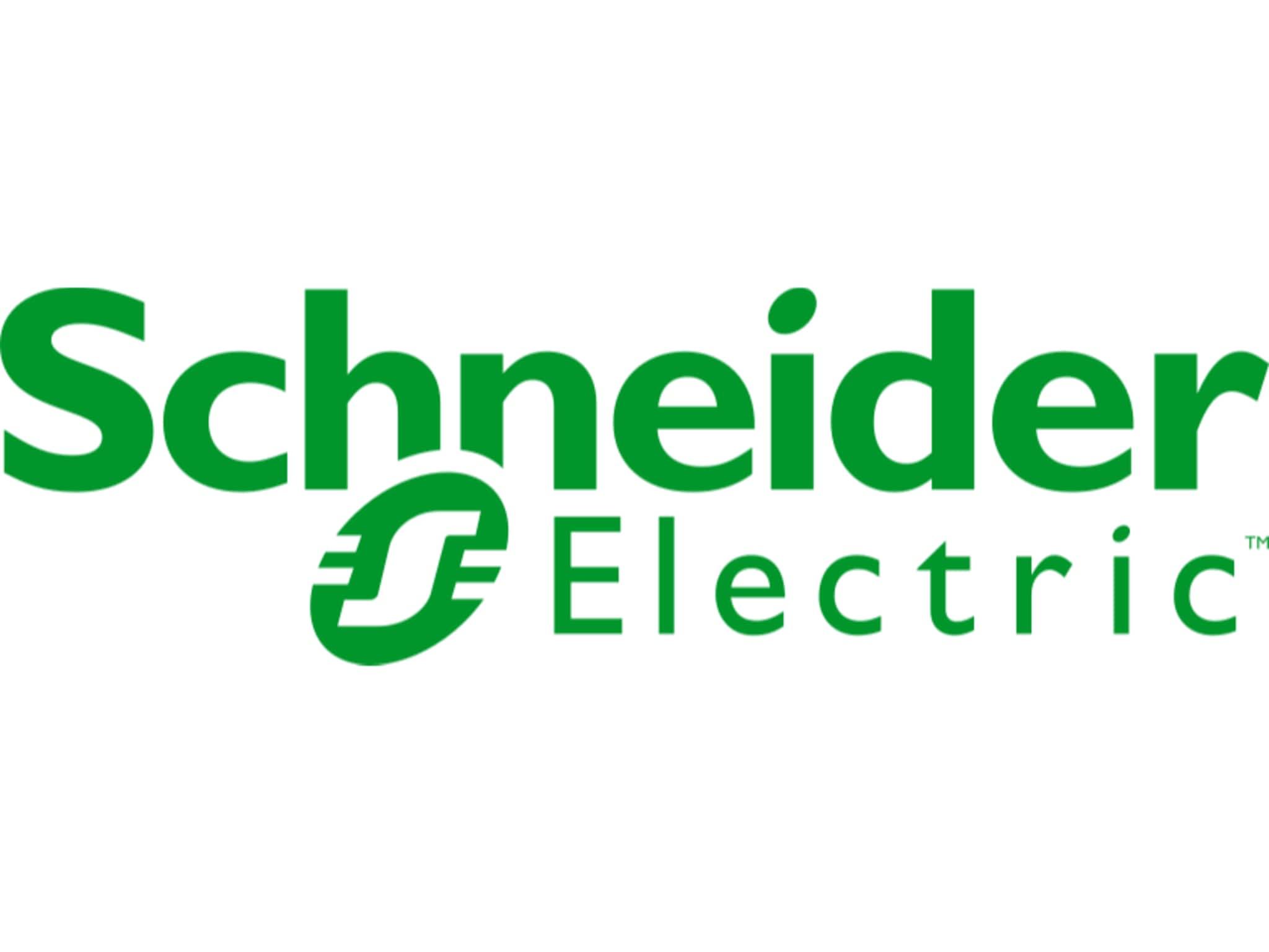 photo Schneider Electric