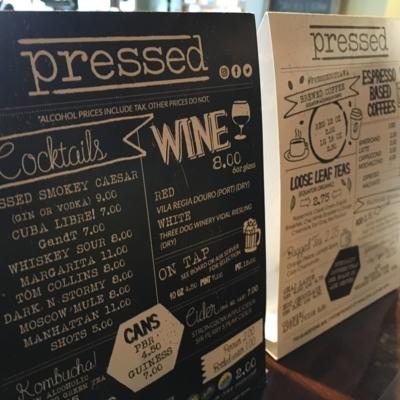 Pressed - Coffee Shops
