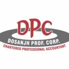 Dosanjh CPA Professional Corporation - Accountants - 905-793-9100