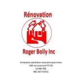 Rénovation Roger Boily Inc - Entrepreneurs en construction