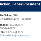 Faber Inc - Credit & Debt Counselling
