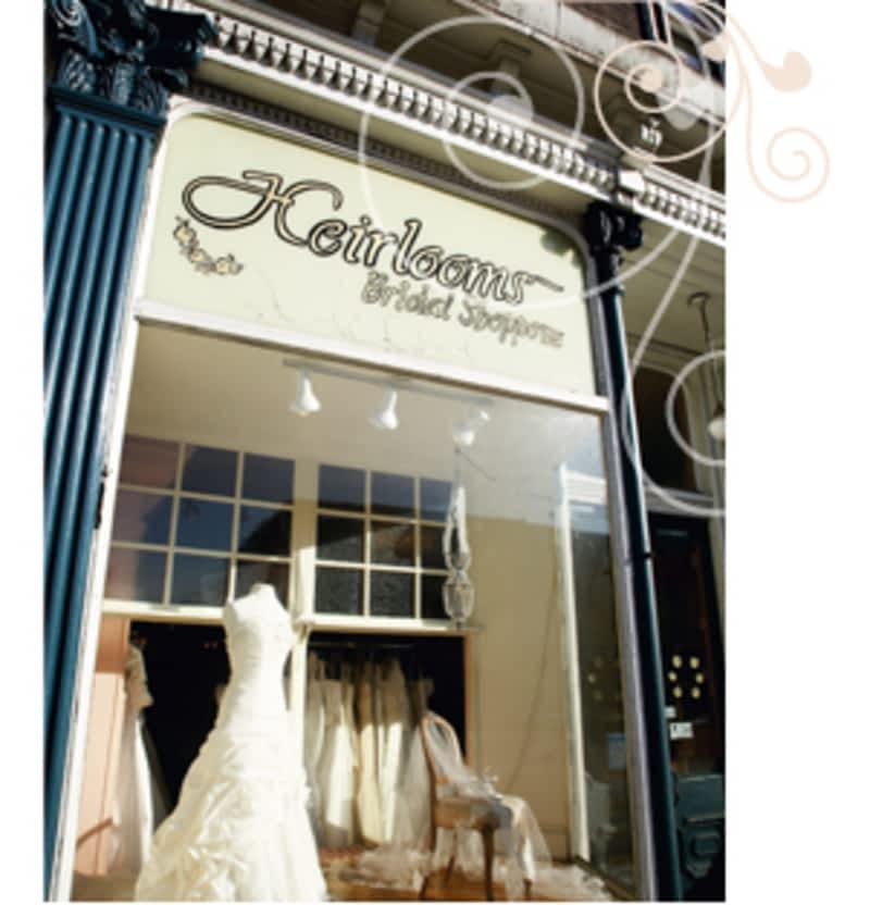 Heirlooms Bridal: Heirlooms Bridal Shoppe - Dundas, ON - 19 King St W