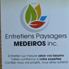 Les Entretiens Paysagers Medeiros inc. - Landscape Contractors & Designers