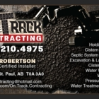 On Track Contracting - Septic Tank Installation & Repair