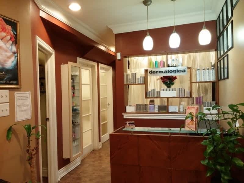 Ananeke Beauty Salon And Spa Toronto On 2357 Yonge St