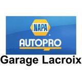 View Garage Lacroix's Montréal profile
