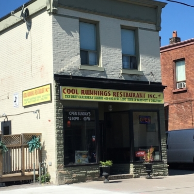 Cool Runnings Restaurant - Latin American Restaurants - 416-693-8724