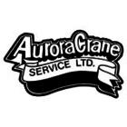 Aurora Crane Service - Logo