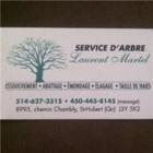 Service d'arbre Laurent Martel - Tree Service - 514-627-3315