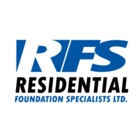 Residential Foundation Specialists Ltd - Waterproofing Contractors - 780-469-9807