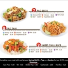 Simply Thai - Thai Restaurants - 705-536-3288