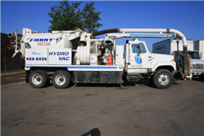 photo A Johnny's Sewer & Drain Cleaning Ltd