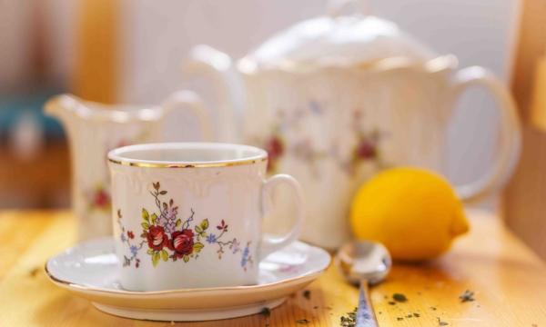 Quaint tea rooms in Toronto