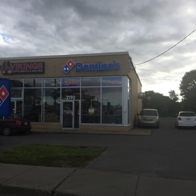 Domino's Pizza - Pizza et pizzérias - 514-365-4222