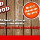 Mccoy Burger Company - Fine Dining Restaurants - 289-240-7553