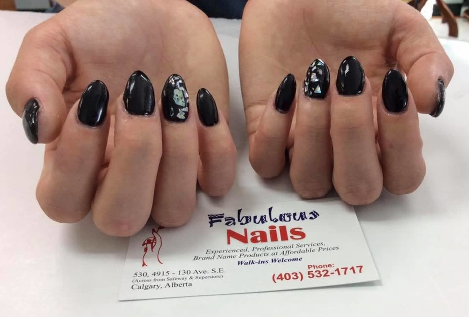 Fabulous Nails - Opening Hours - 4915 130 Avenue Southeast, Calgary, AB