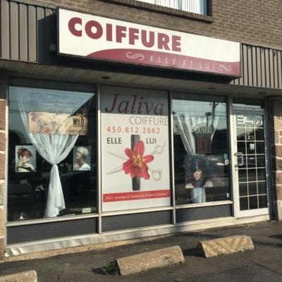 Jaliva Coiffure - Salons de coiffure et de beauté - 450-812-2662