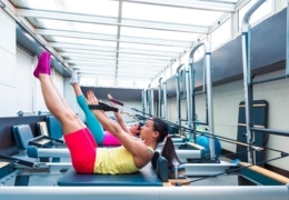 Pilates studios in the west end of Toronto