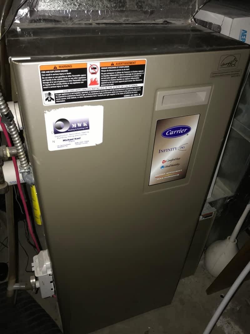 photo MWK Heating & Cooling Ltd