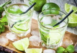 Edmonton mojitos with major moxie