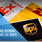Expert Shipping, UPS-DHL-FEDEX-PUROLATOR - Marketing Consultants & Services - 450-443-9252