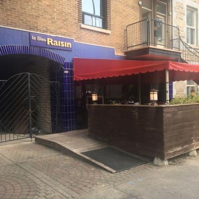 Restaurant Bleu Raisin - Steakhouses