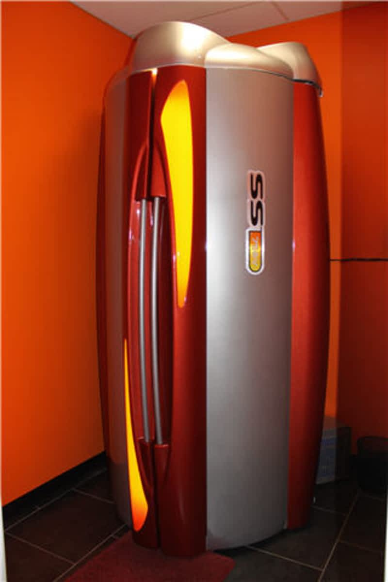 Stand Up Tanning Beds Calgary