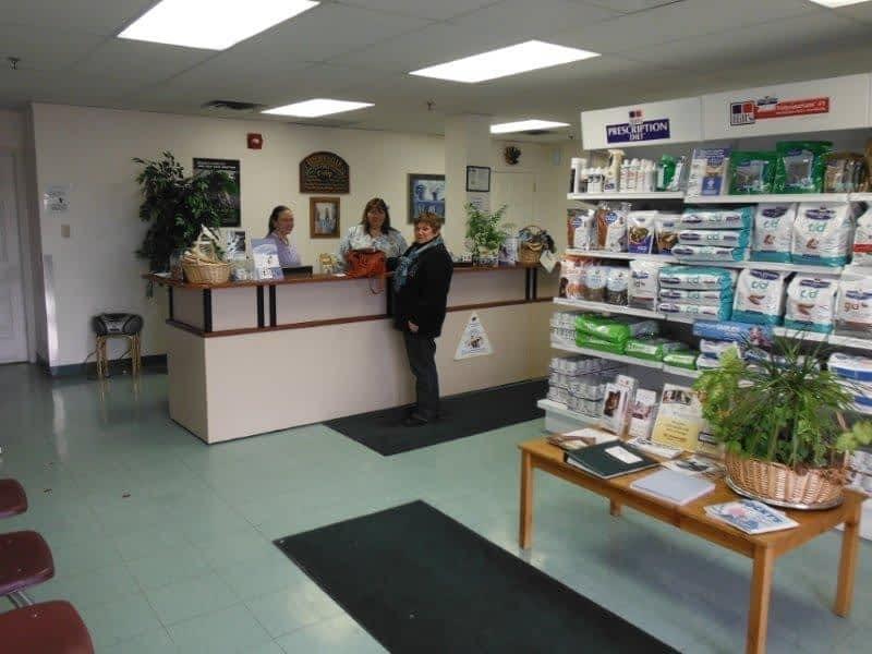 photo Hawkins Animal Hospital