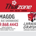 Thaïzone - Restaurants - 819-868-4443