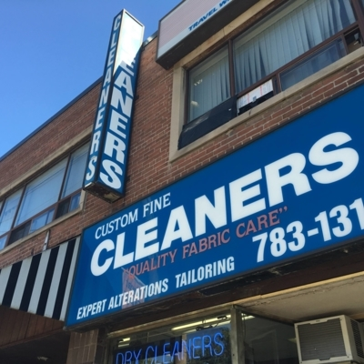 Custom Fine Cleaners - Dry Cleaners - 416-783-1312